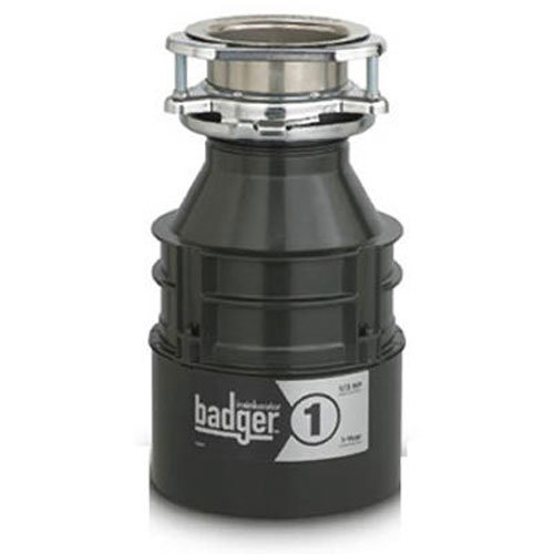 badger garbage disposal