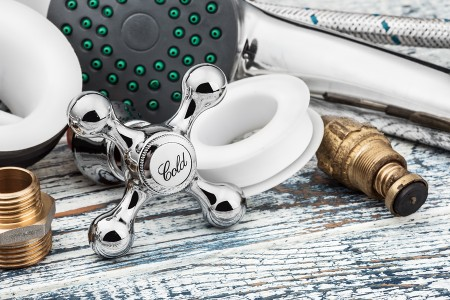 plumber tools and fixtures