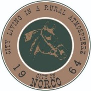 City Seal of Norco CA