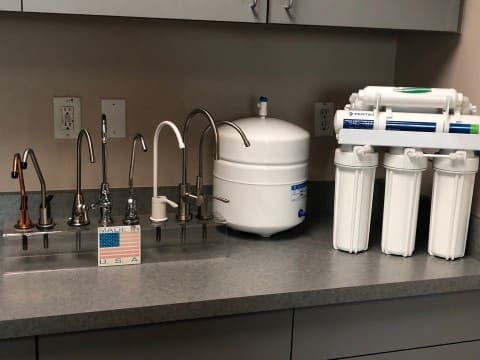 Reverse Osmosis Filtration & Alkaline Systems by RT Olson Plumbing