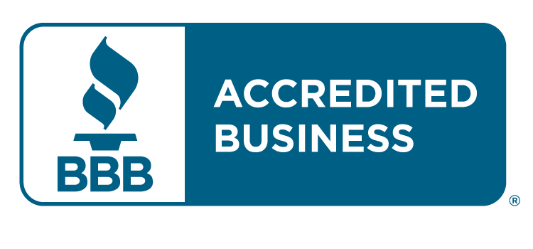 A+ Accredited Business Seal from BBB