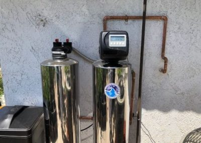 water softener systems by RT Olson Plumbing