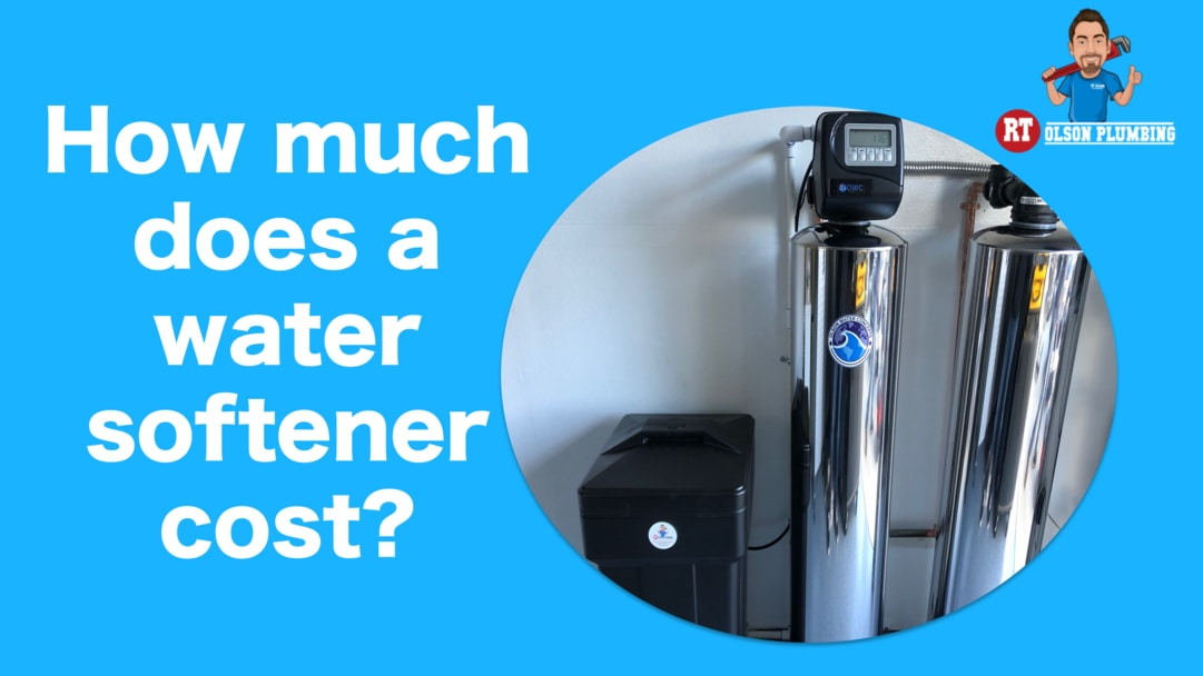 featured image - how much does a water softener cost