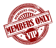 members only VIP seal for RT Olson Plumbing
