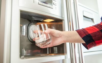How To Replace The Refrigerator Ice & Water Filter