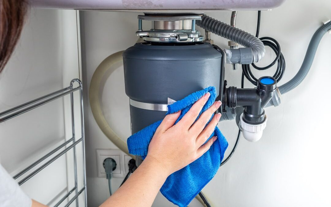 how to change a garbage disposal