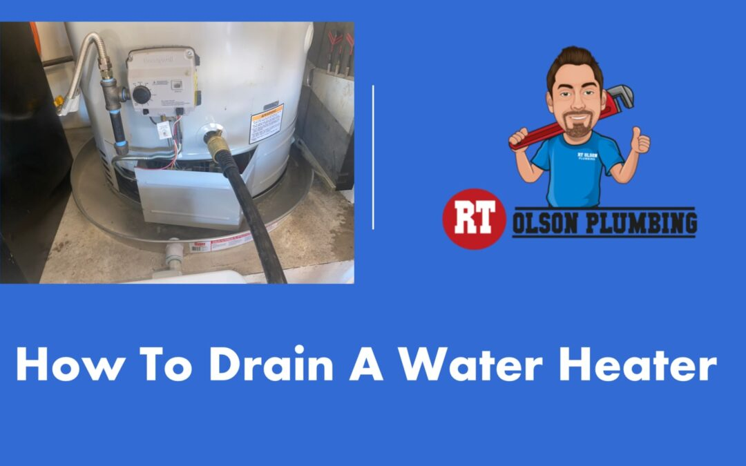 How To Drain A Water Heater - featured image