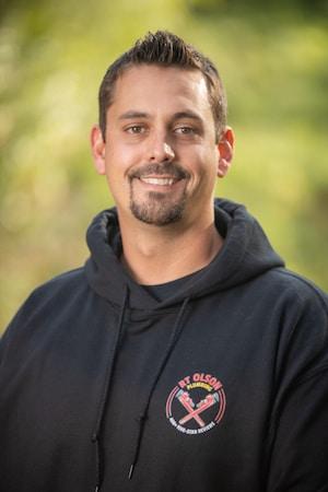 Bob Olson of RT Olson Plumbing