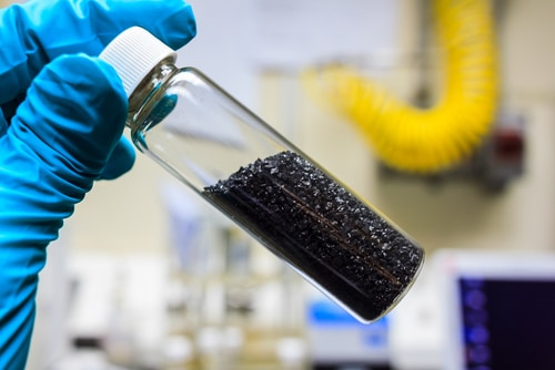 activated charcoal for water filtration