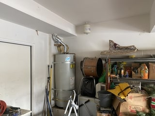 hot water heater installed