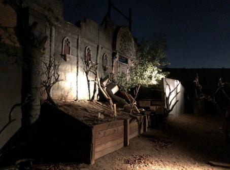 Coffin Creek Haunted Village