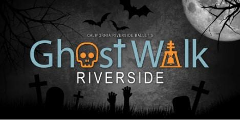 Ghost Walk Riverside CA