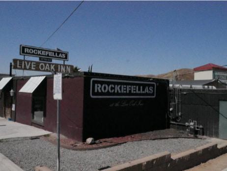 Rockafellas Bar