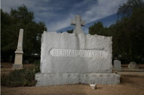 Yorba Family Cemetery